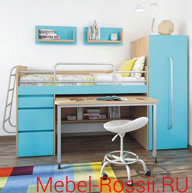 Дизайн детской мебели для мальчиков