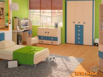 Дизайн интерьера комнаты для мальчиков
